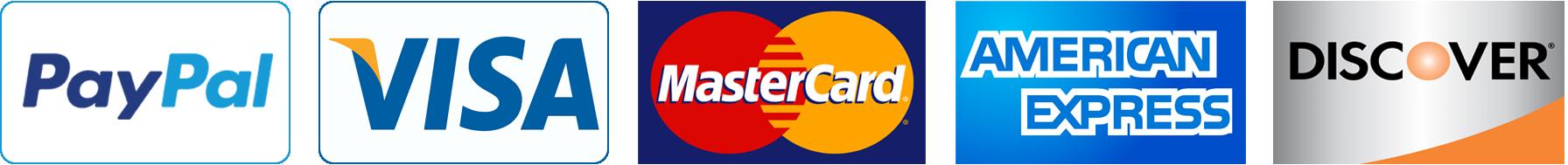 نقبل الدفع بواسطة باى بال - Paypal secure payments