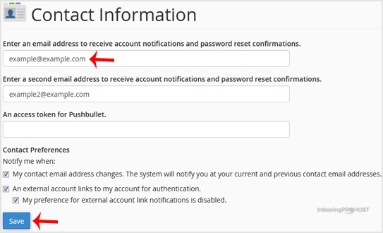 arab4ws.com-contact-info-settings-image
